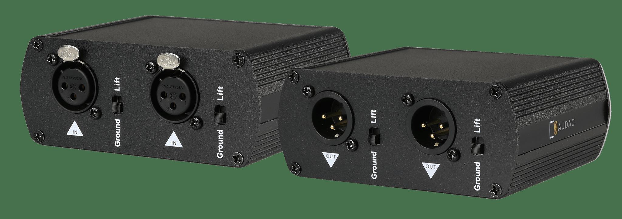 ALI - Audio line isolator