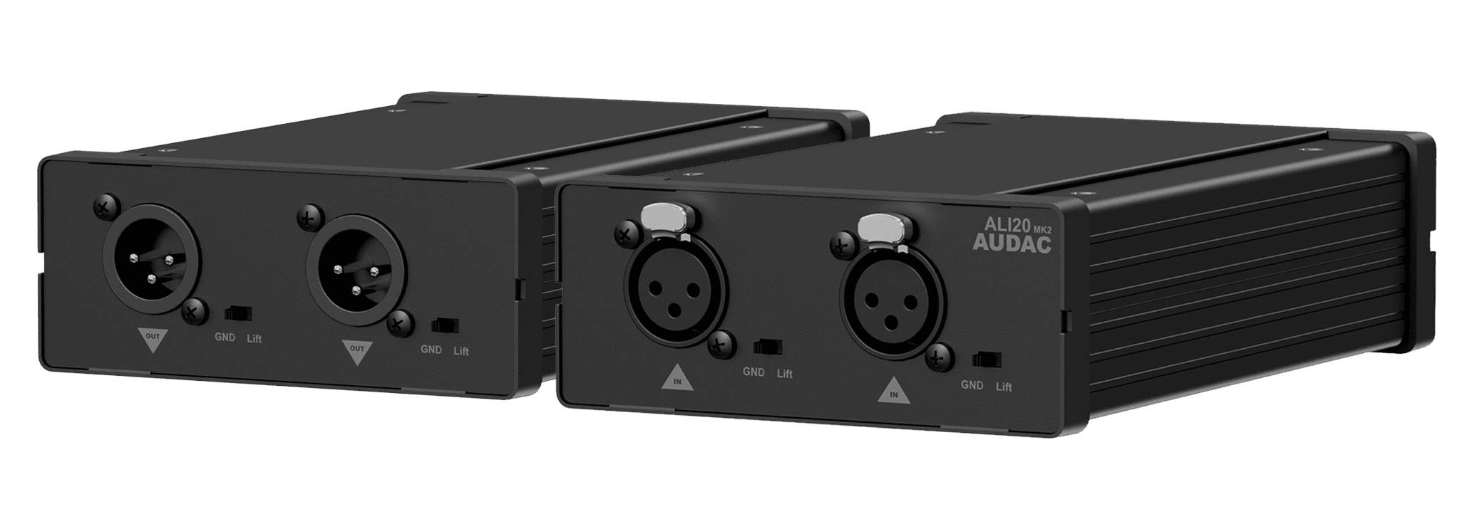 ALI - Audio line isolator