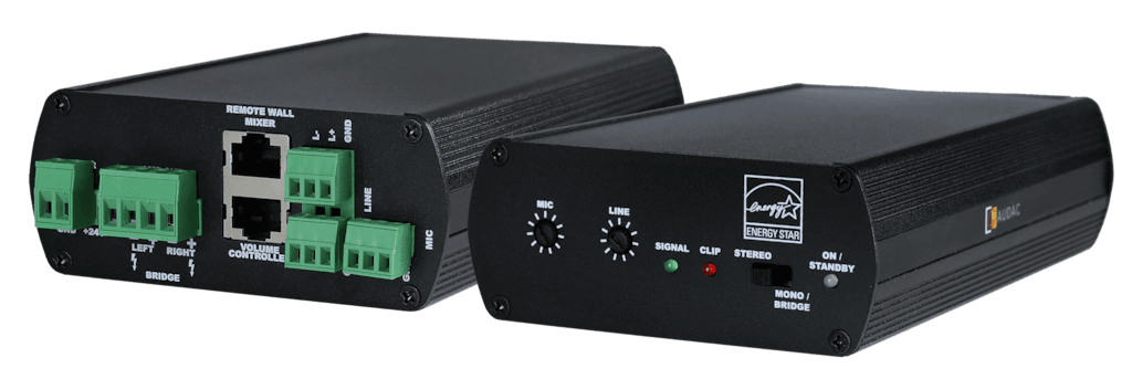 AMP20 - Mini stereo amplifier