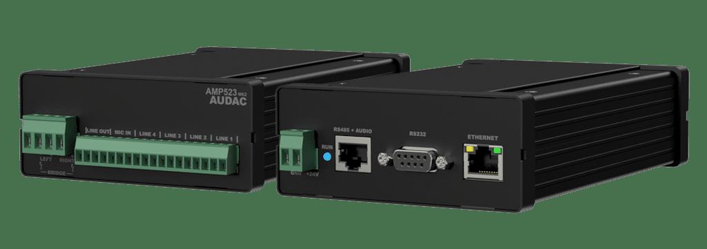 AMP523MK2 - Web-based mini stereo amplifier 2 x 15W