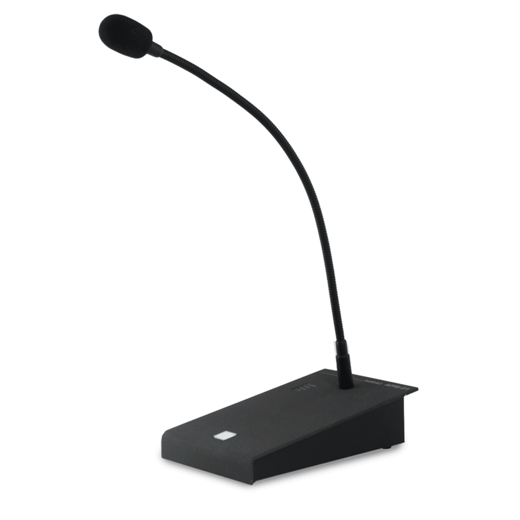 APM101MK2 - Digital paging microphone 1 zone