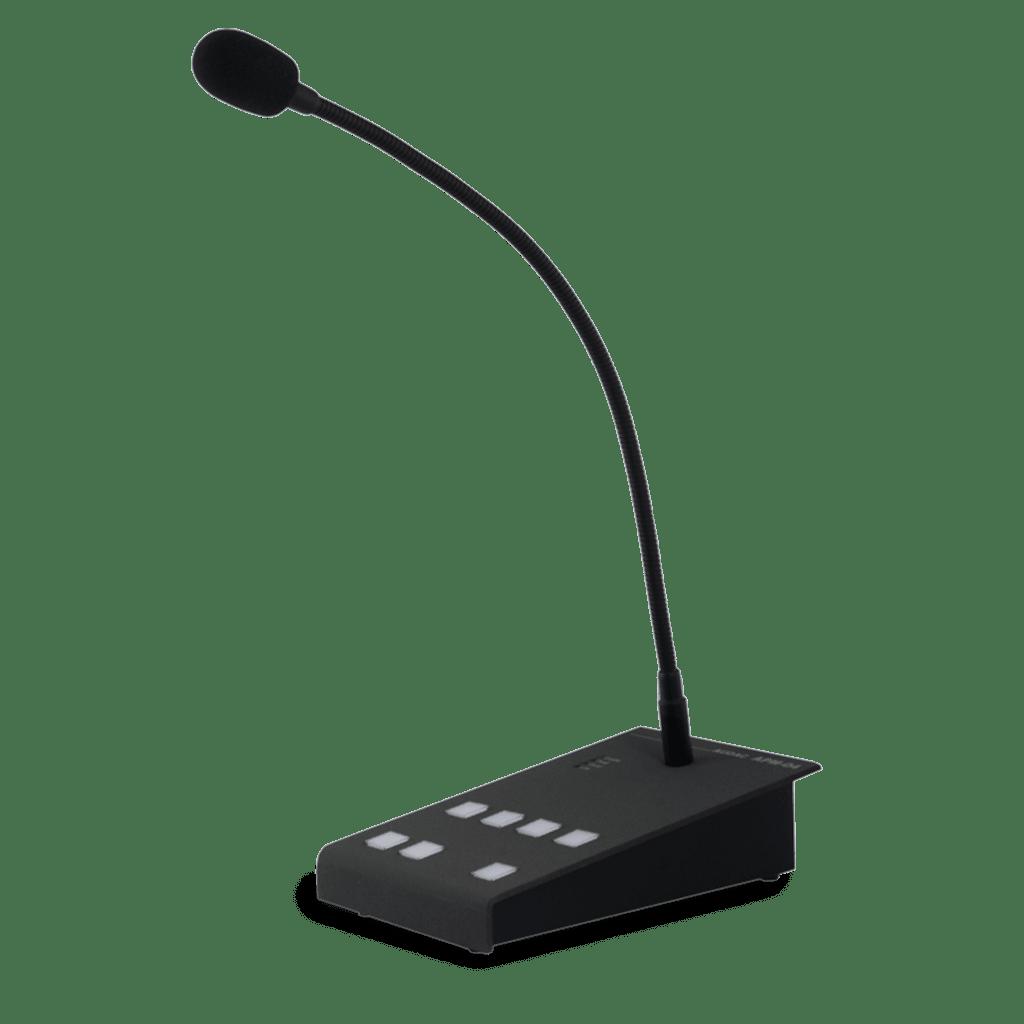 APM104 - Digital paging microphone 4 zones