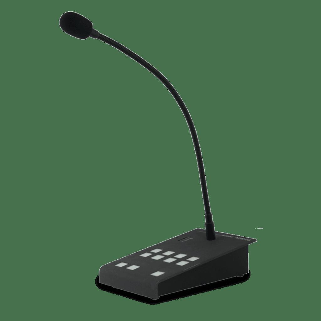 APM108 - Digital paging microphone 8 zones