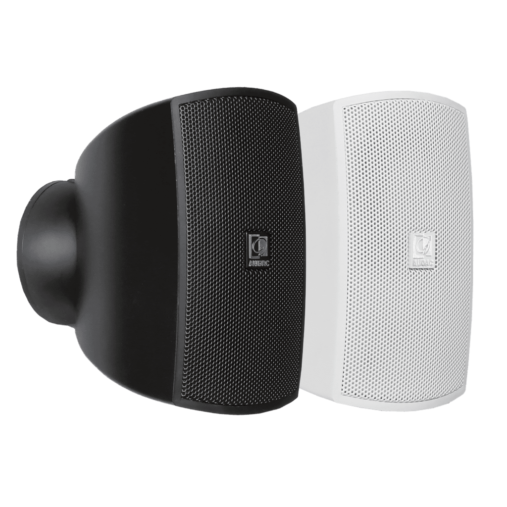 """ATEO2 - Compact wall speaker with CleverMount™ 2"""""""