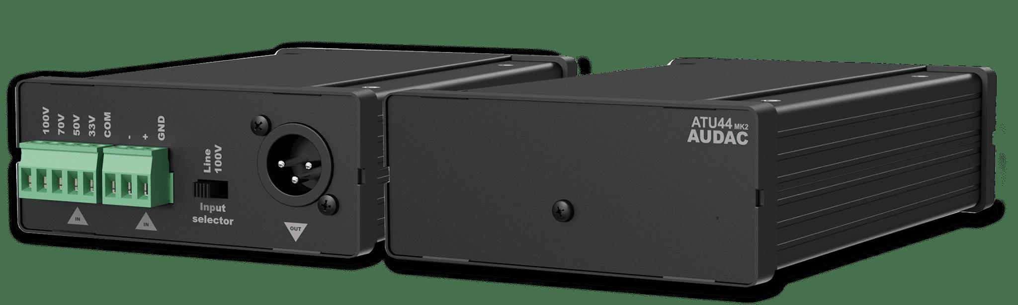 ATU44 - Universal input adapter