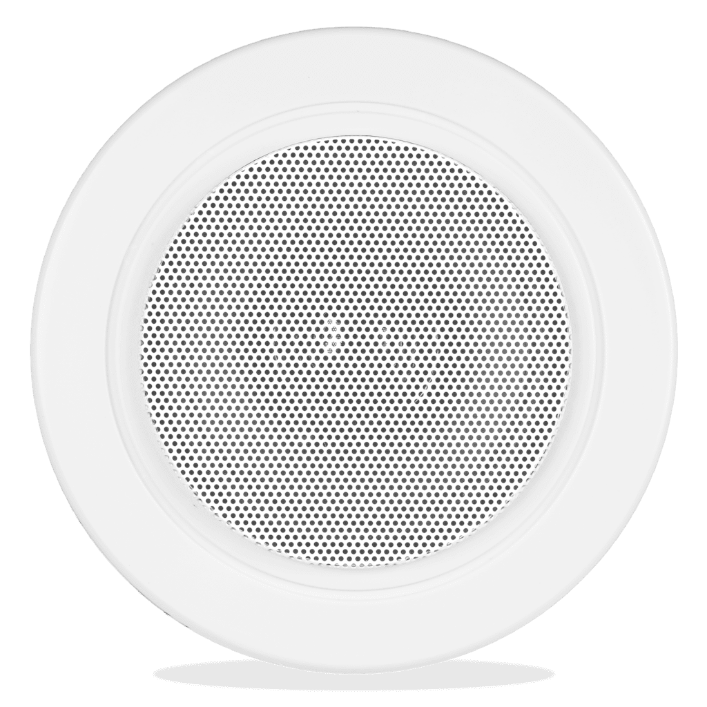 AWP06 - SpringFit™ waterproof ceiling speaker 8Ω and 100V