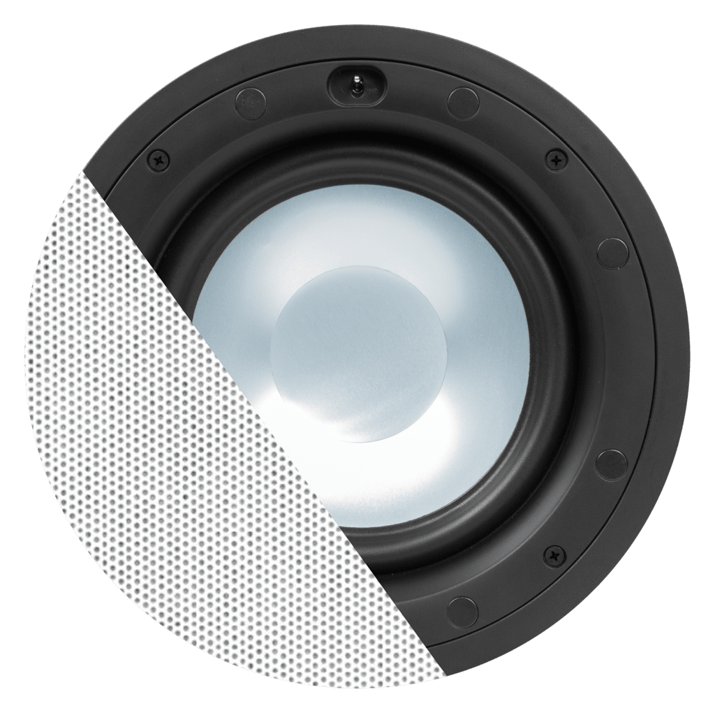 "CELO8S - High-end 8"" ceiling subwoofer"