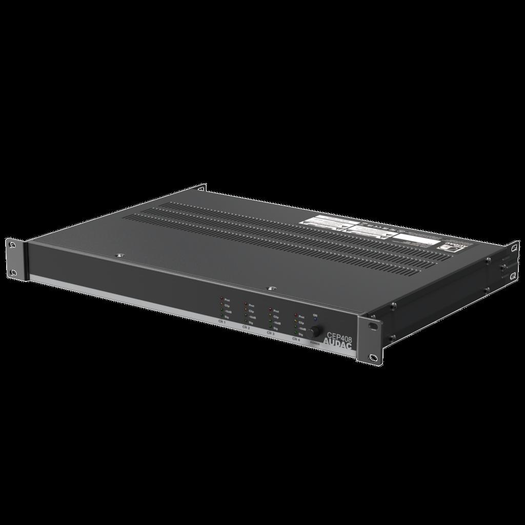 CEP408 - Multi-channel 4 Ohm power-efficient amplifier