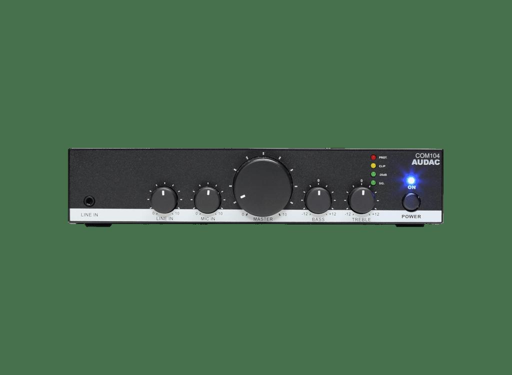 COM104 - Public Address Amplifier 40W 100V