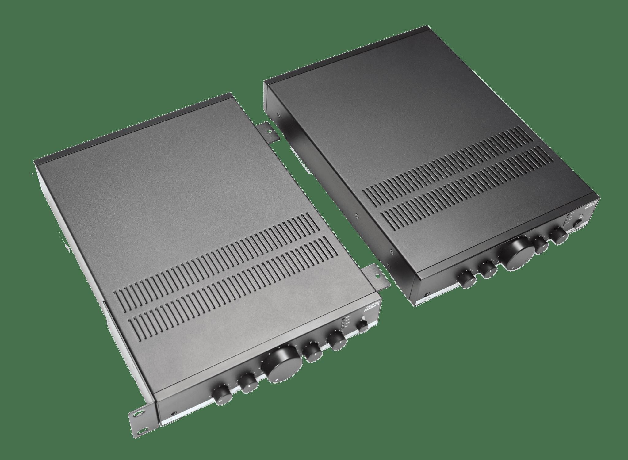 COM108 - Public Address Amplifier 80W 100V