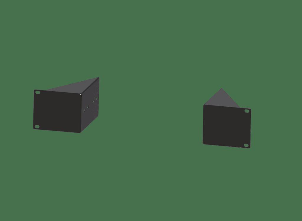 """COM6MB2 - 19"""" mounting bracket for COM3 & COM6 amplifiers"""
