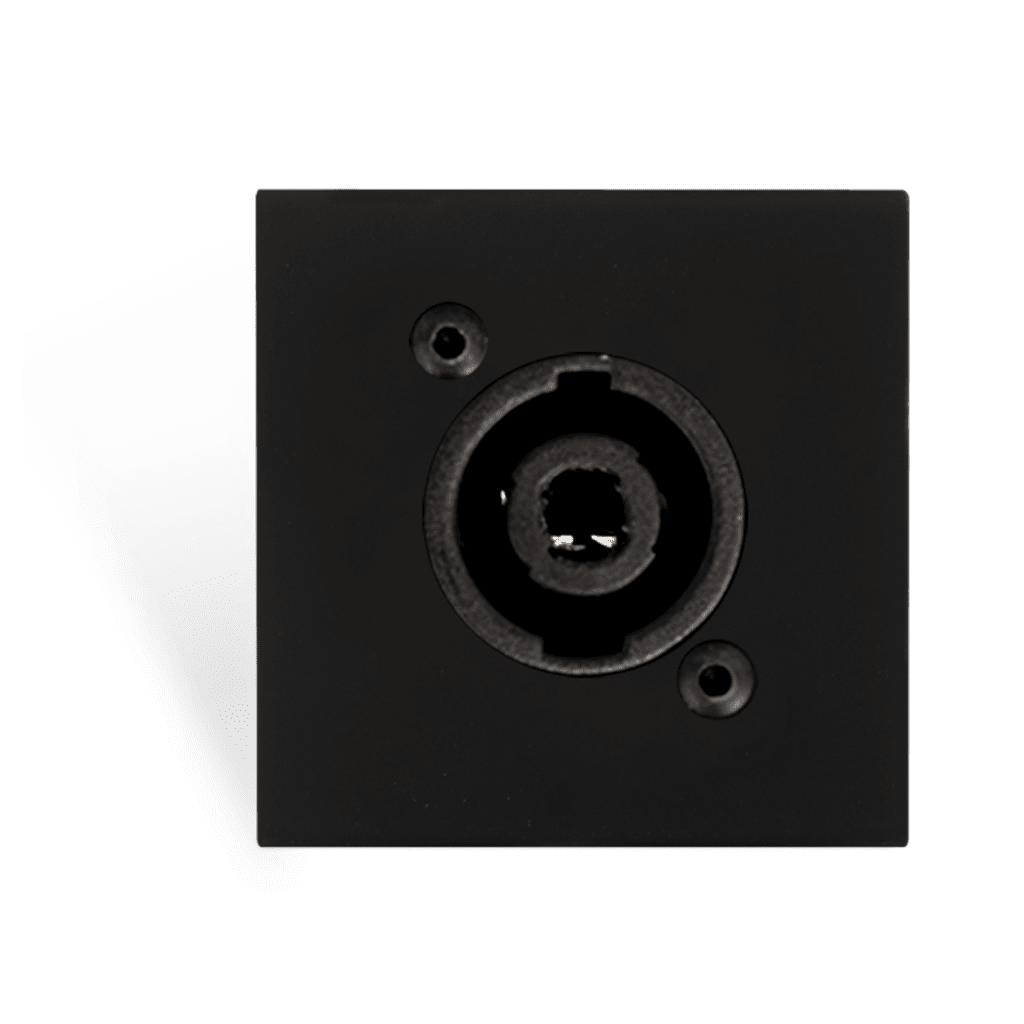 CP43SPE - Connection plate - d-size  speaker - bticino