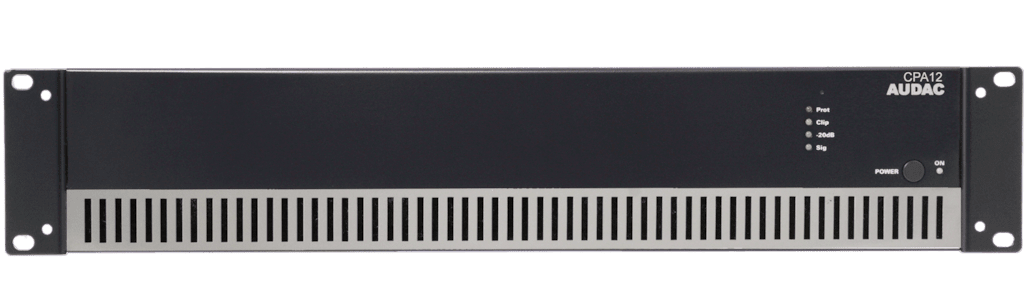CPA12 - Power amplifier 120W 100V