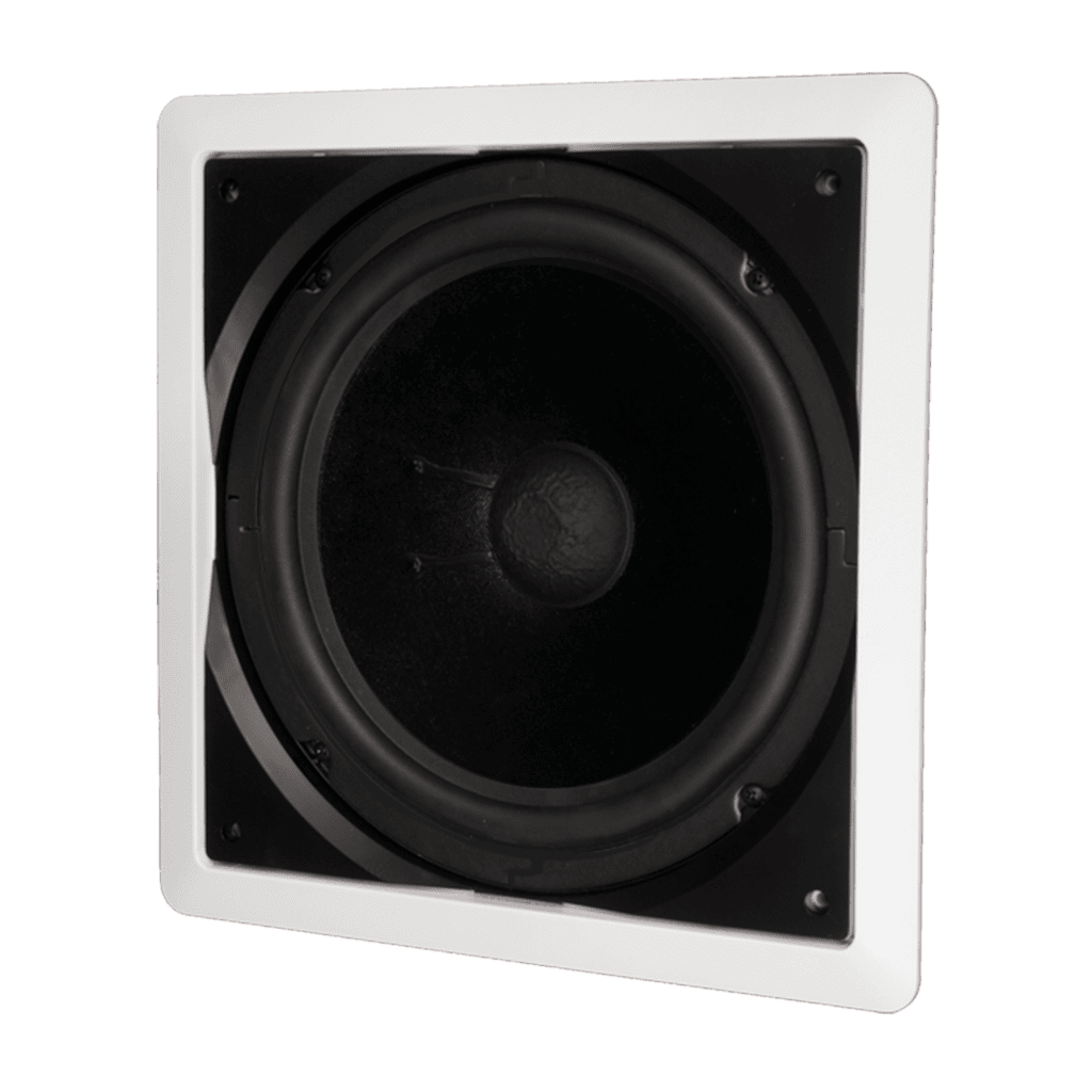 CS1000S - Ceiling / In-wall subwoofers