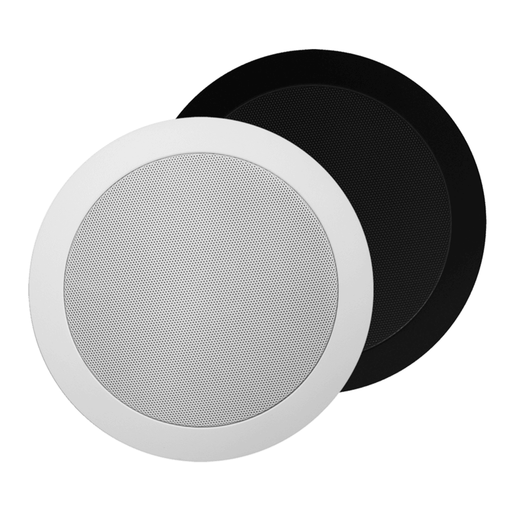 "CS55 - Quick-fit™ dual cone 5 1/4"" ceiling speaker 8 Ohm/100V"