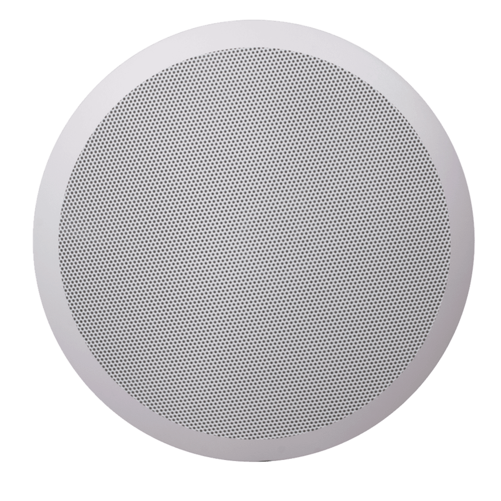 "CS85 - Quick-fit™ 2-way 8"" ceiling speaker 8 Ohm/100V"