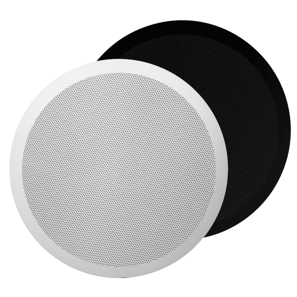 "CS85 - Quick-fit™ 2-way 8"" ceiling speaker 8 Ohm/100V"