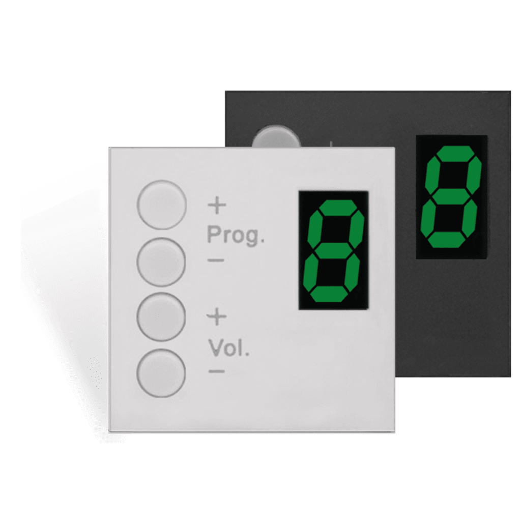 DW4018 - Wall panel controller Bticino