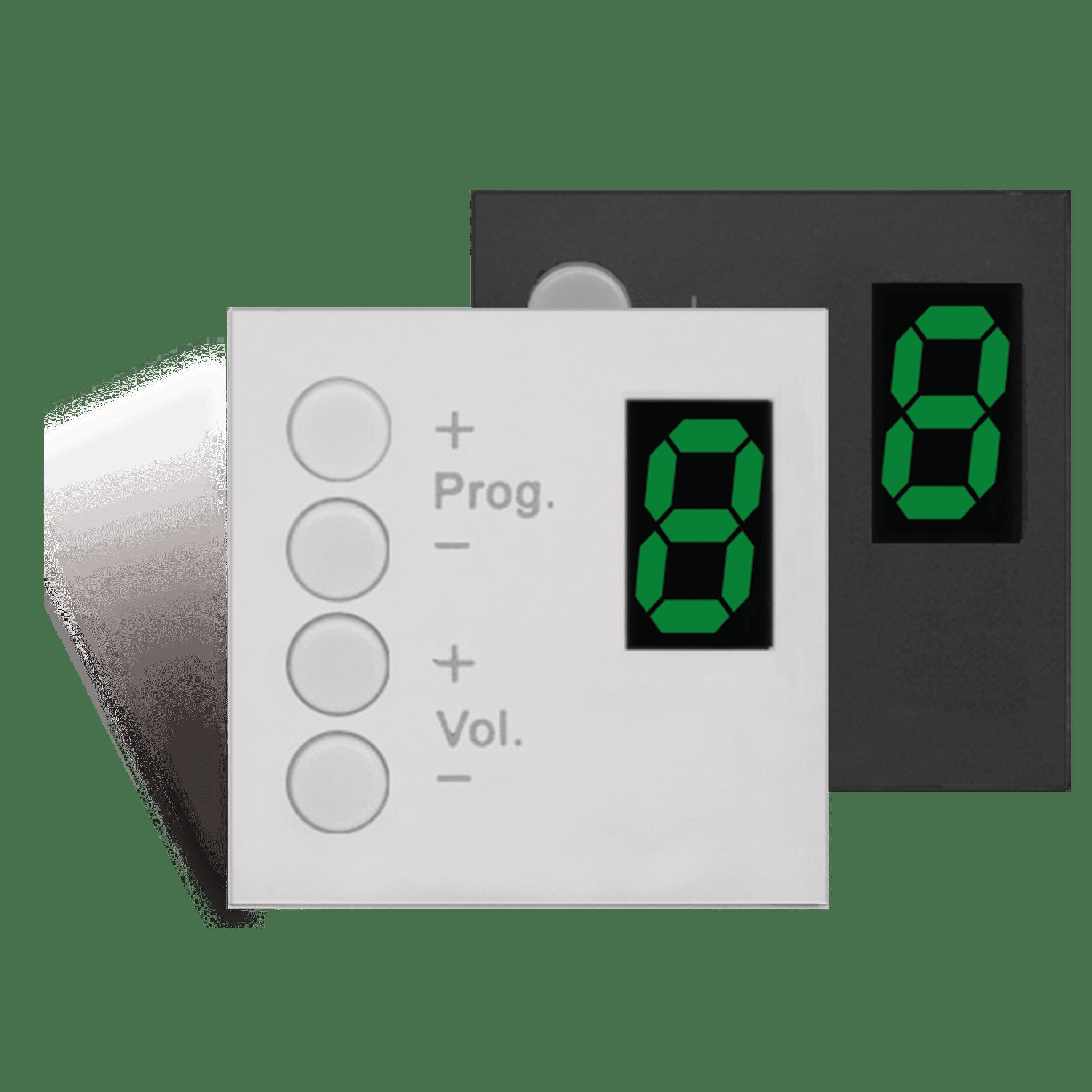 DW4018 - Wall panel controller Bticino