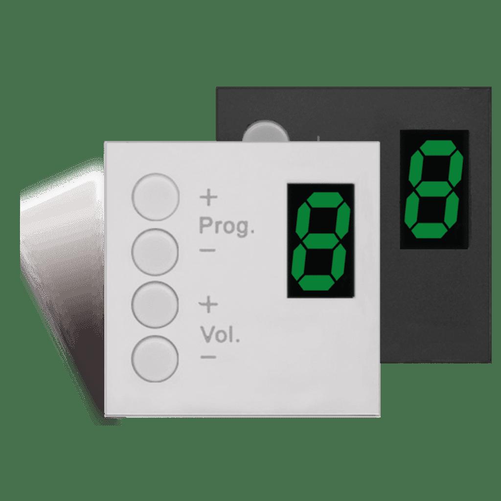 DW4020 - Wall panel controller Bticino