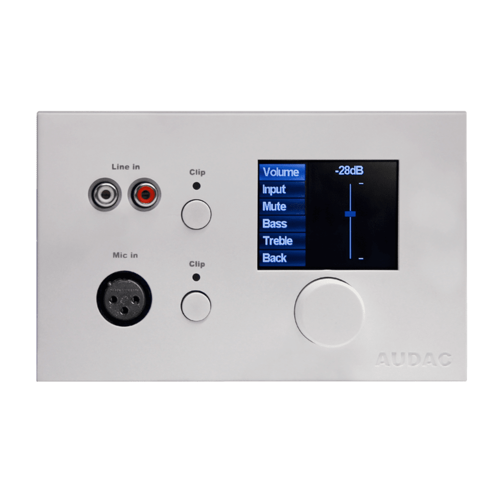 DW5066 - Digital all-in-one wall panel