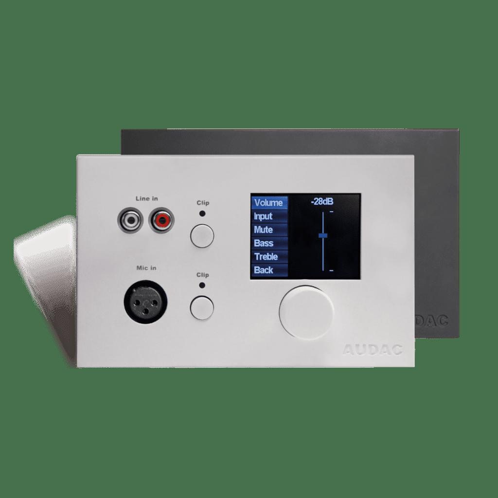 M2 Multimedia Digital Audio Mixer Audac Modular With Multiple Input Channels Dw5066