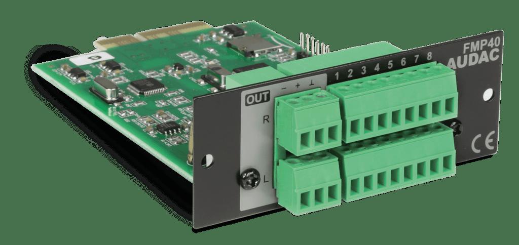 FMP40 - SourceCon™ voice file media player module