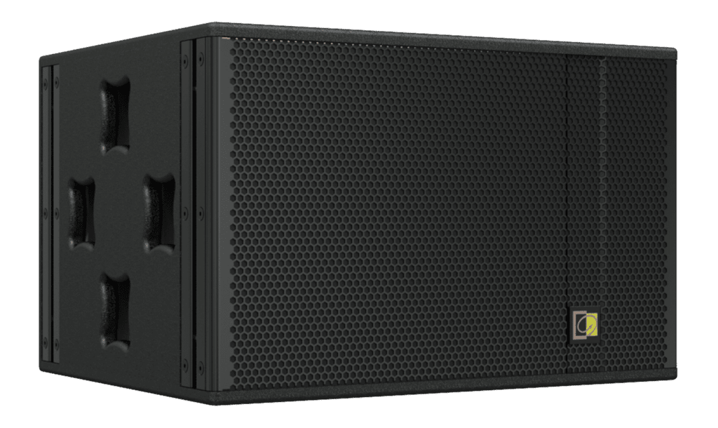 FX3.15 - High-output cabinet 15""
