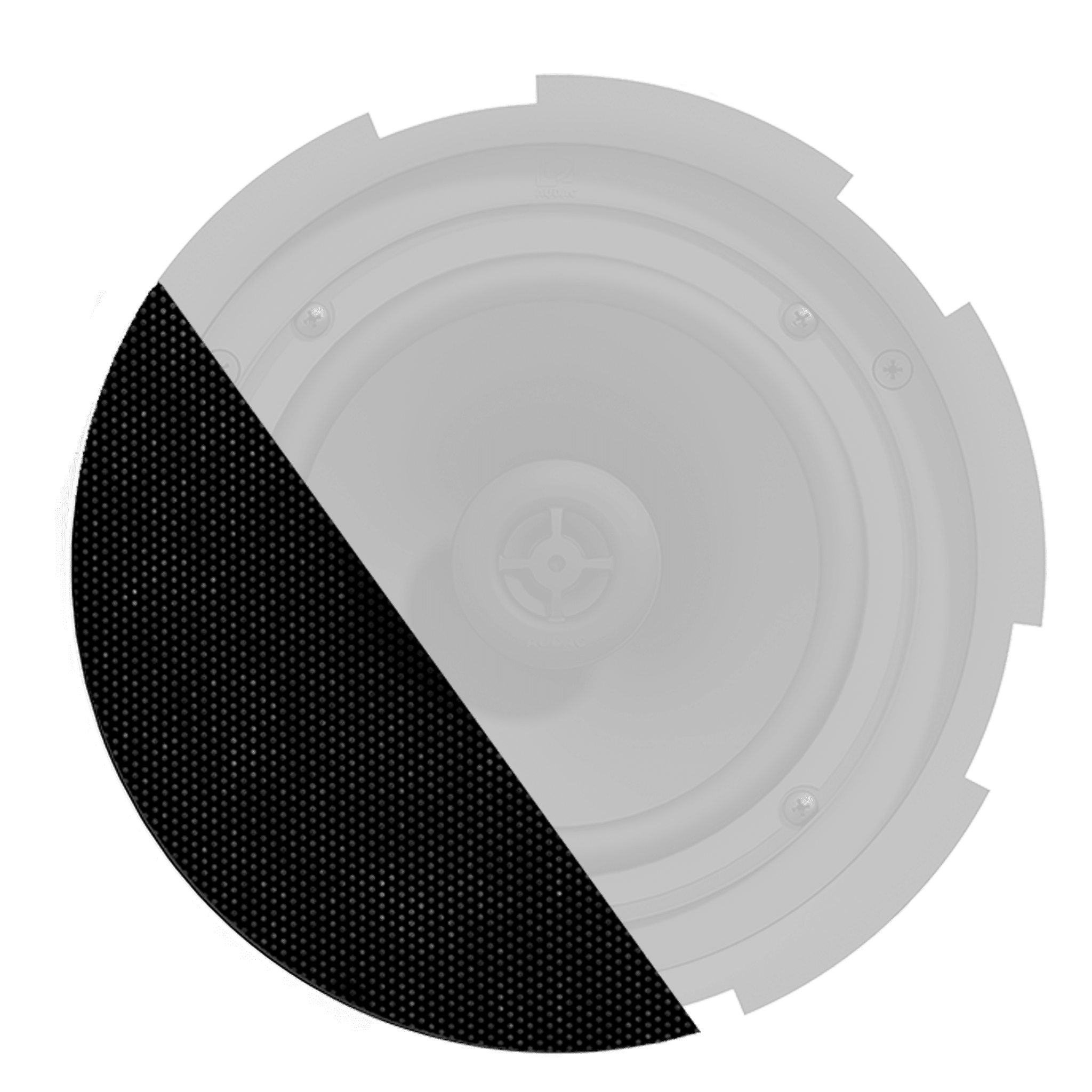 GLI07 - Front grill for CIRA7 series speakers with cloth & outdoor treatment