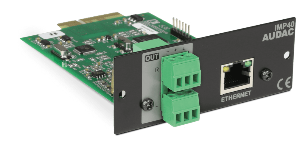 IMP40 - SourceCon™ internet audio player module