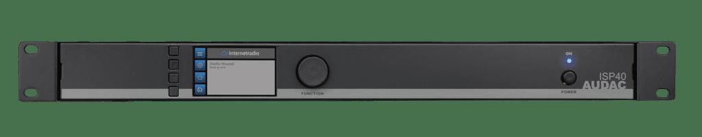 ISP40 - Internet audio player
