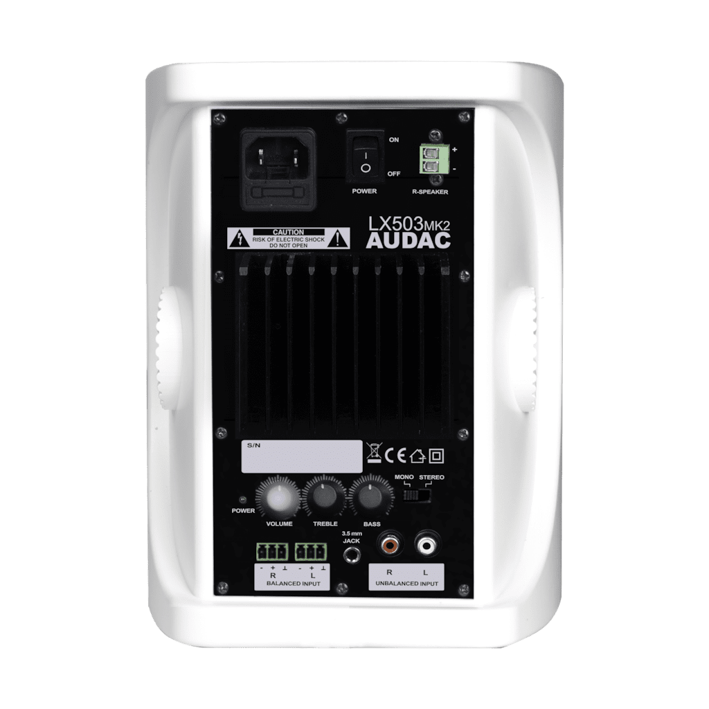 LX503 - Active speaker system
