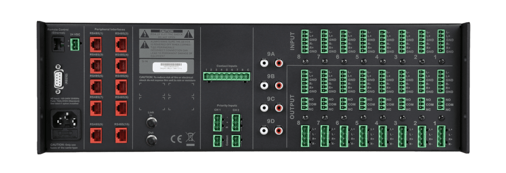 M2 - Multimedia digital audio mixer