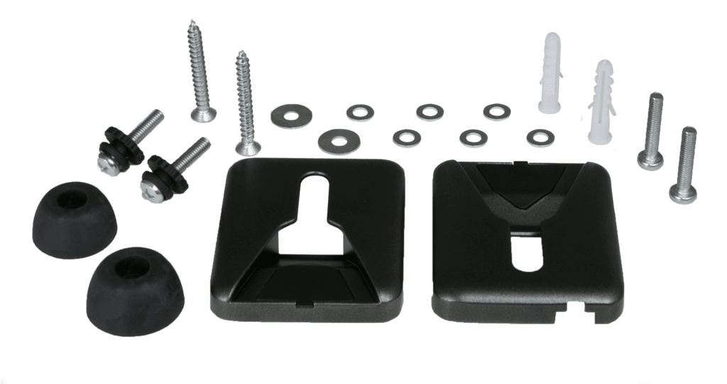 MBK100 - Wall mounting bracket for bass cabinets