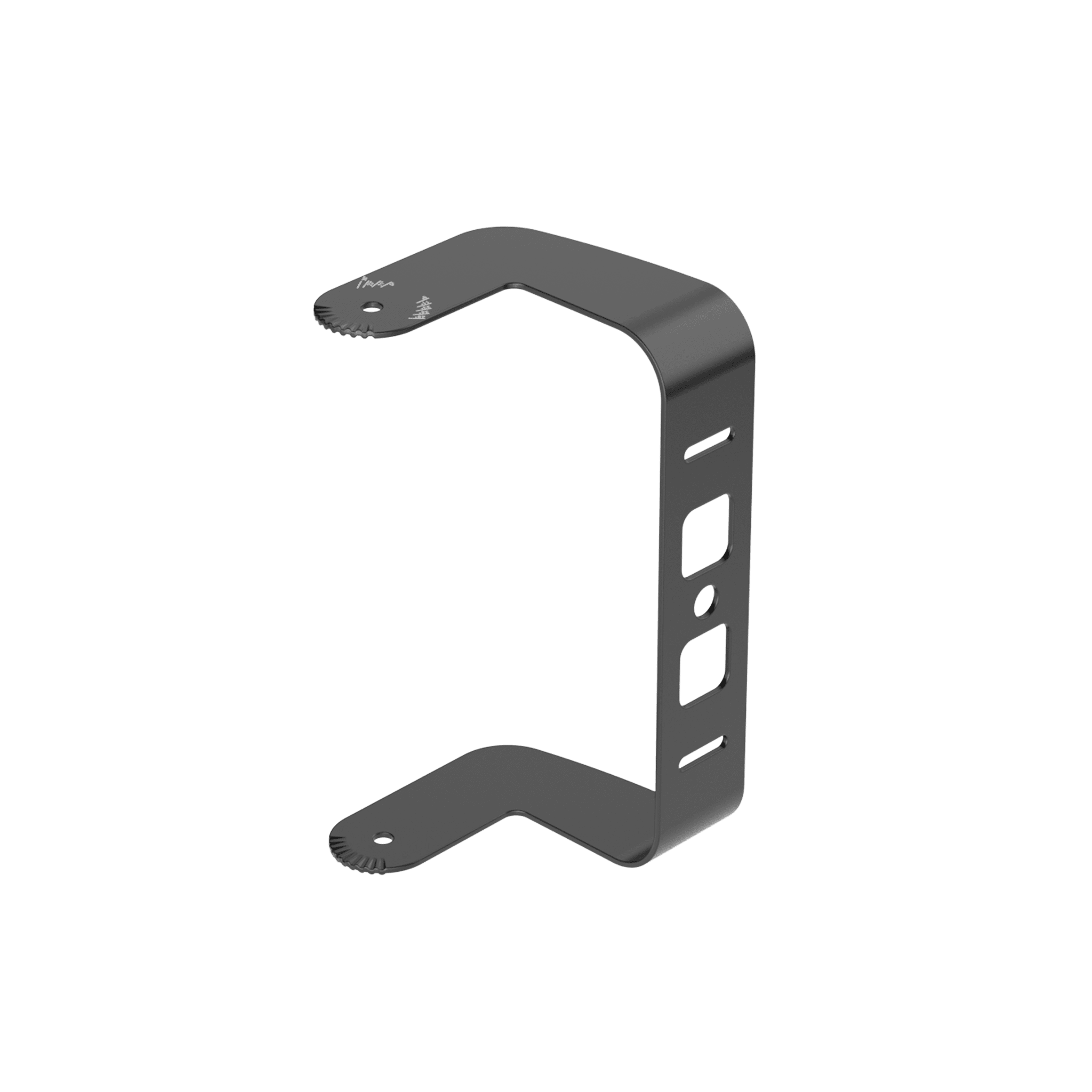 MBK455 - Angled mounting bracket set for ARES5A