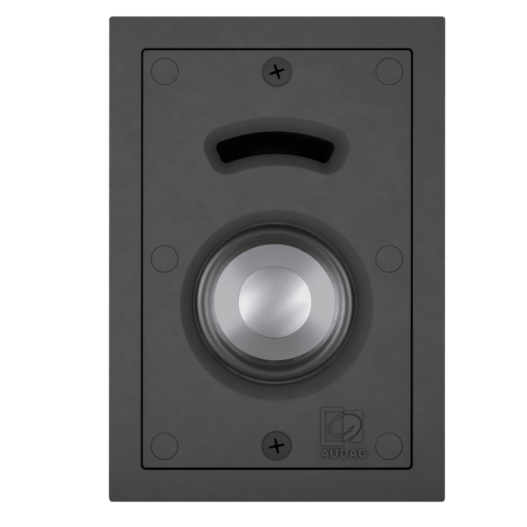 MERO2 - High-end in-wall speaker 2""