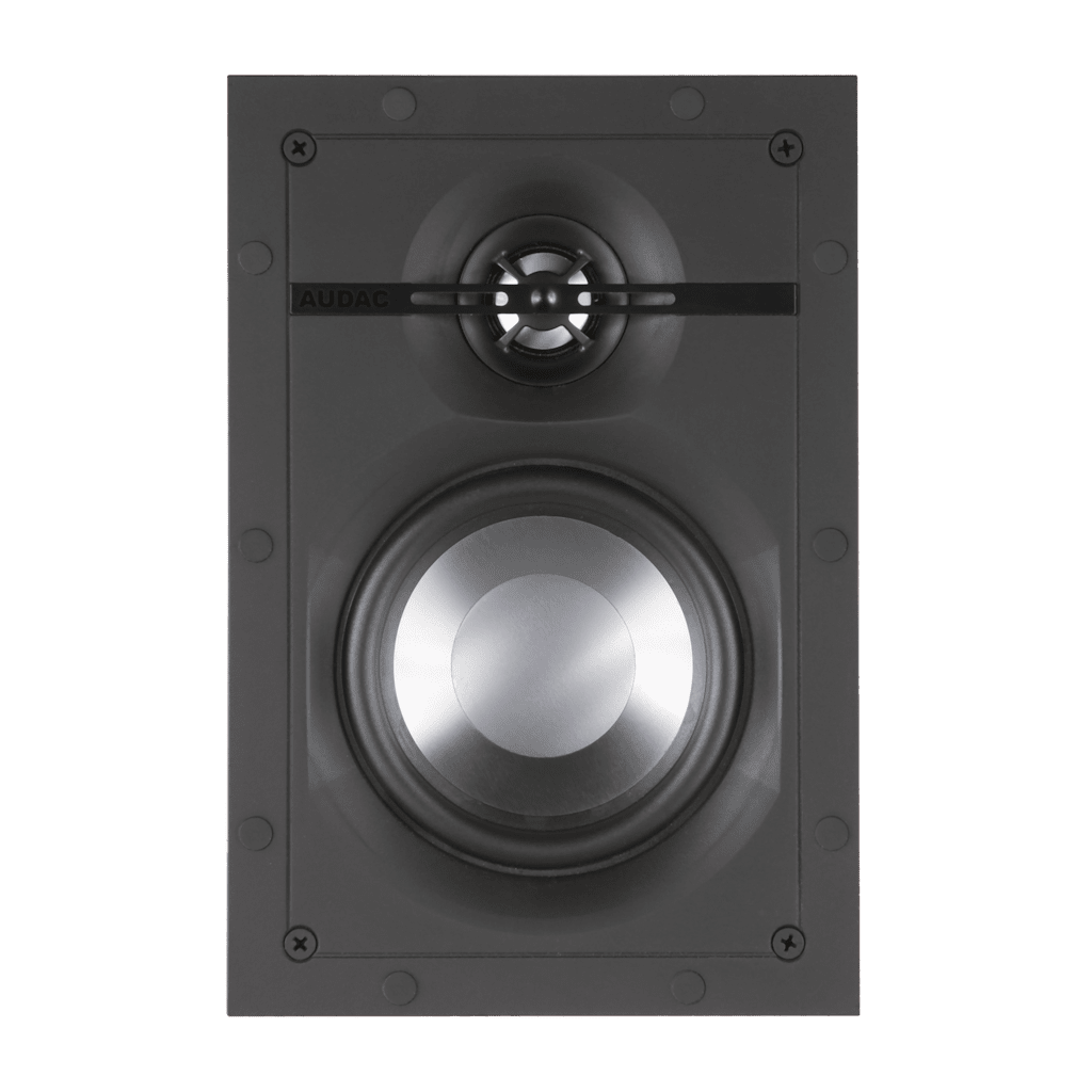 MERO5 - High-end 2-way in-wall speaker 5""