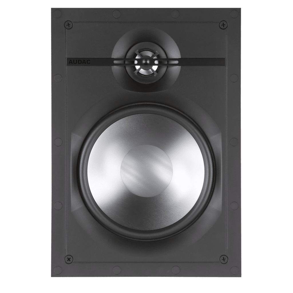 MERO6 - High-end 2-way in-wall speaker 6""