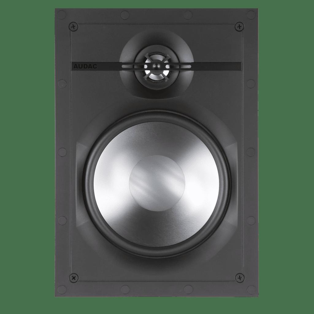 "MERO6 - High-end 2-way in-wall speaker 6"""