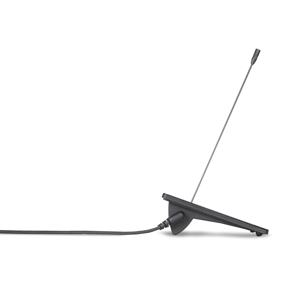 MPX48 - SurfaceTouch™ paging microphone 4 zones
