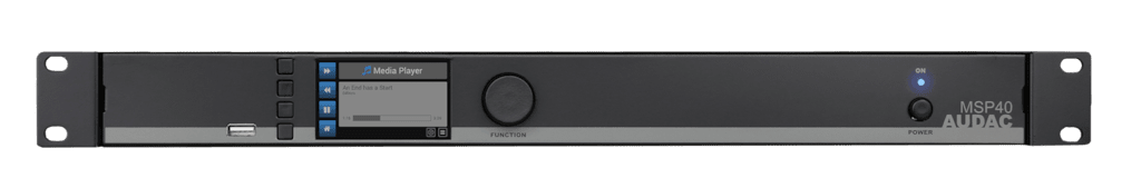MSP40 - Media player / recorder