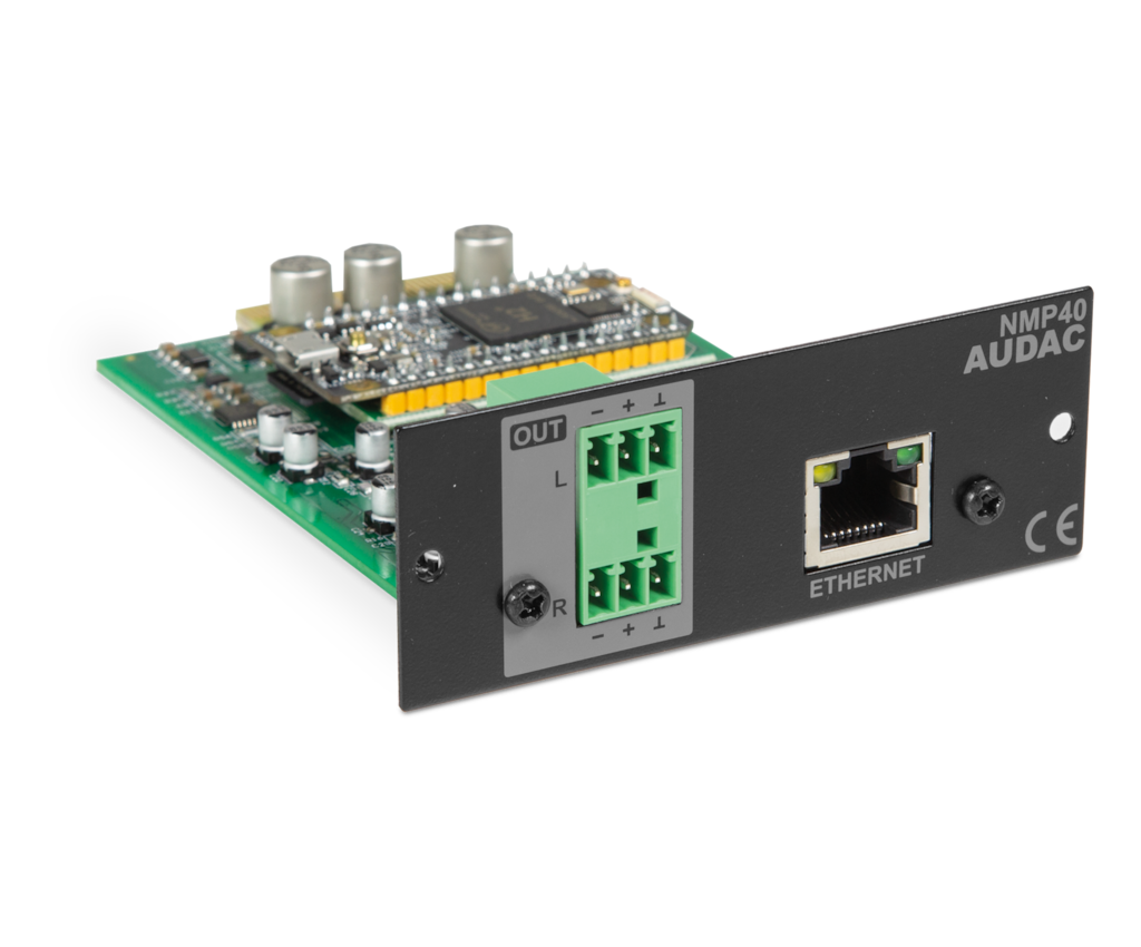 NMP40 - Audio Streaming Sourcecon™ Module