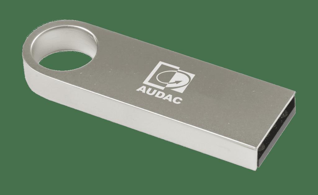 PROMO5036 - AUDAC usb drive