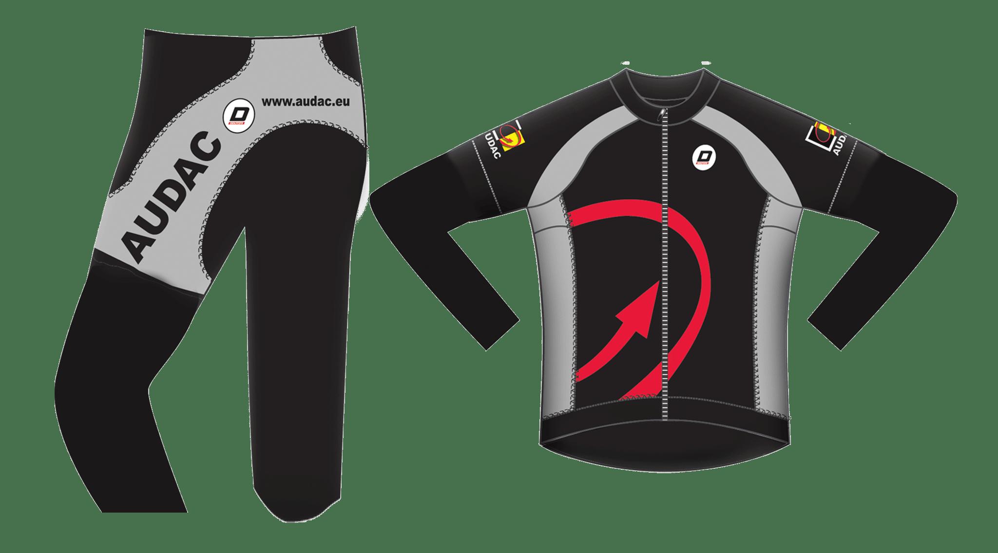 PROMO507_W - Winter cycling set