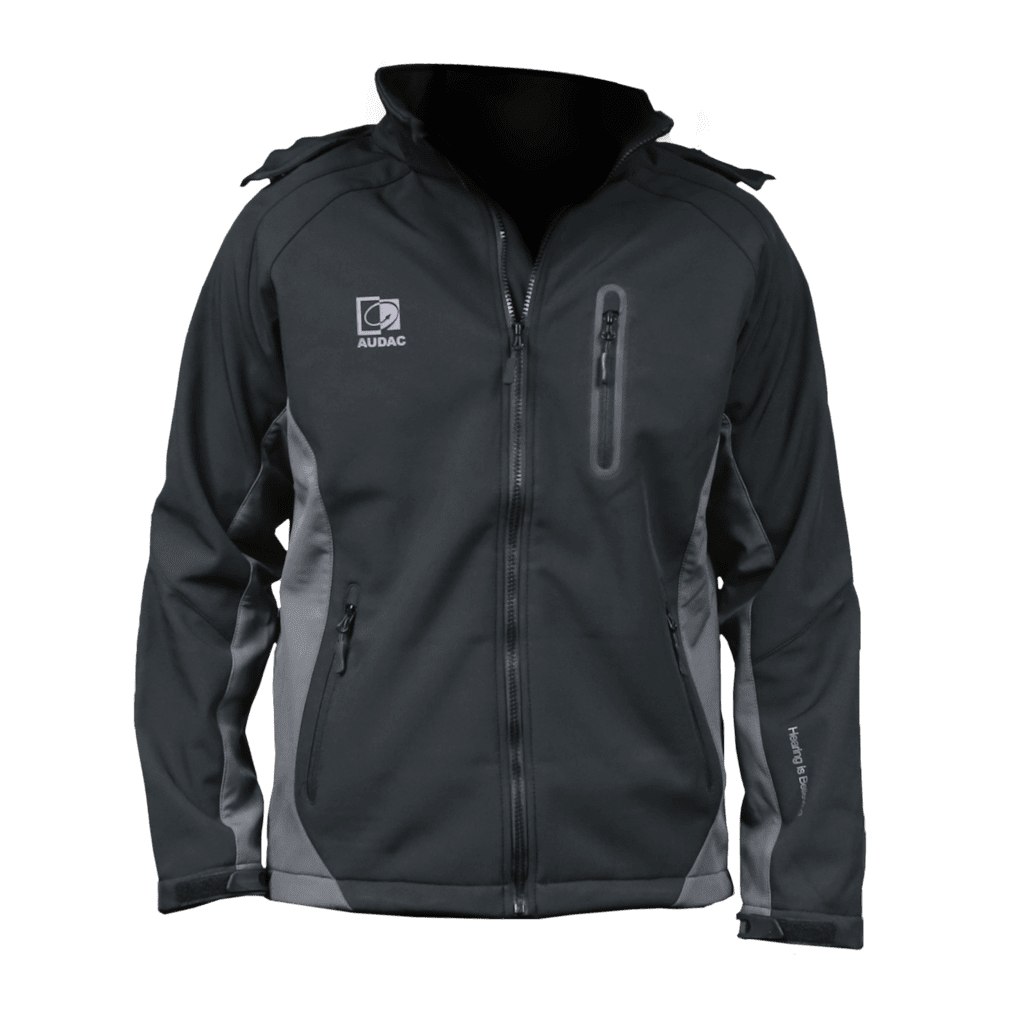 PROMO5123 - AUDAC Softshell jacket