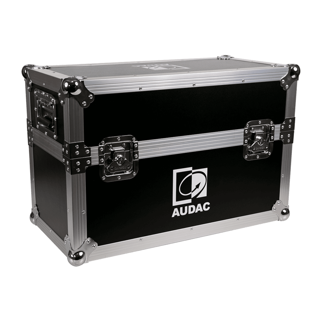 PROMO5107 - Flight case for 2 x xeno8 / vexo8 loudspeaker
