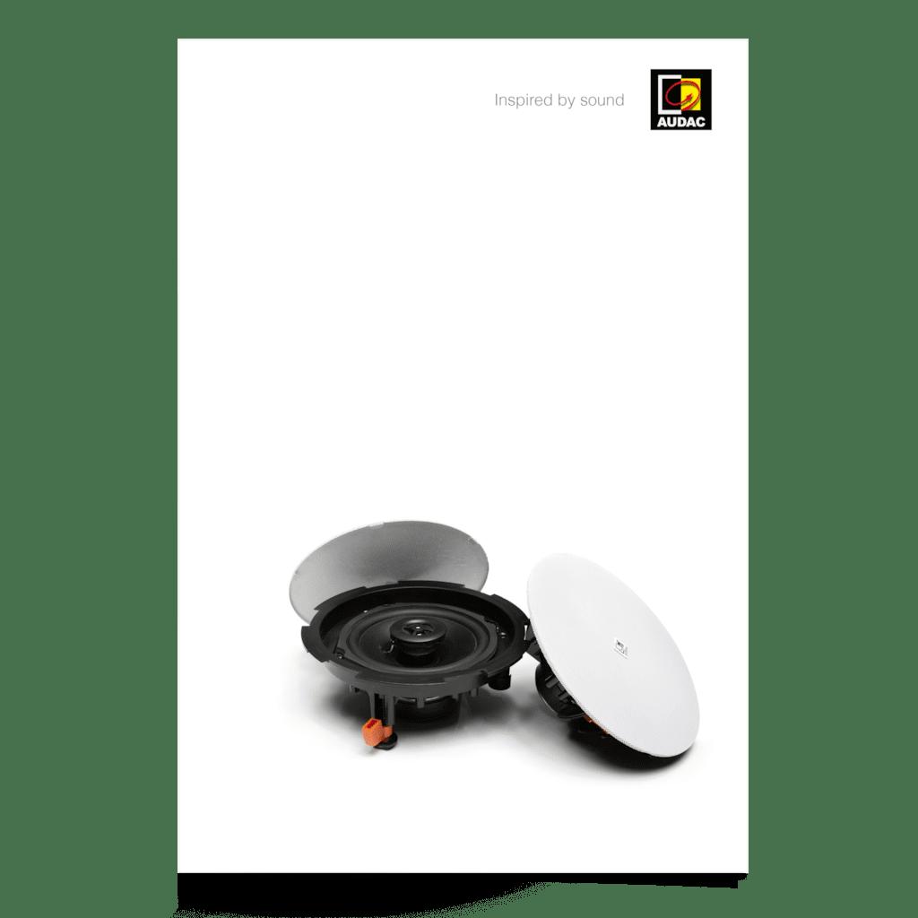 PROMO5206 - AUDAC Catalog V1.4
