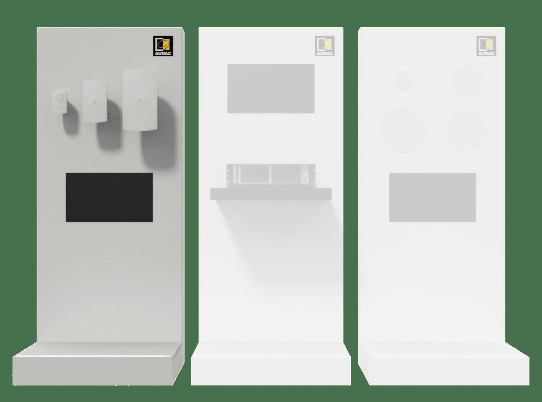 PROMO5304 - Loudspeaker display
