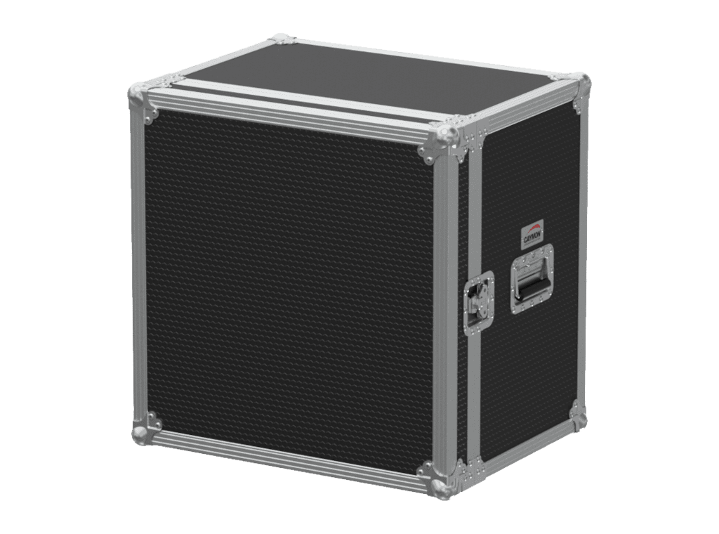 PROMO5321 - Demo flightcase for 4 x ceiling/in-wall loudspeakers