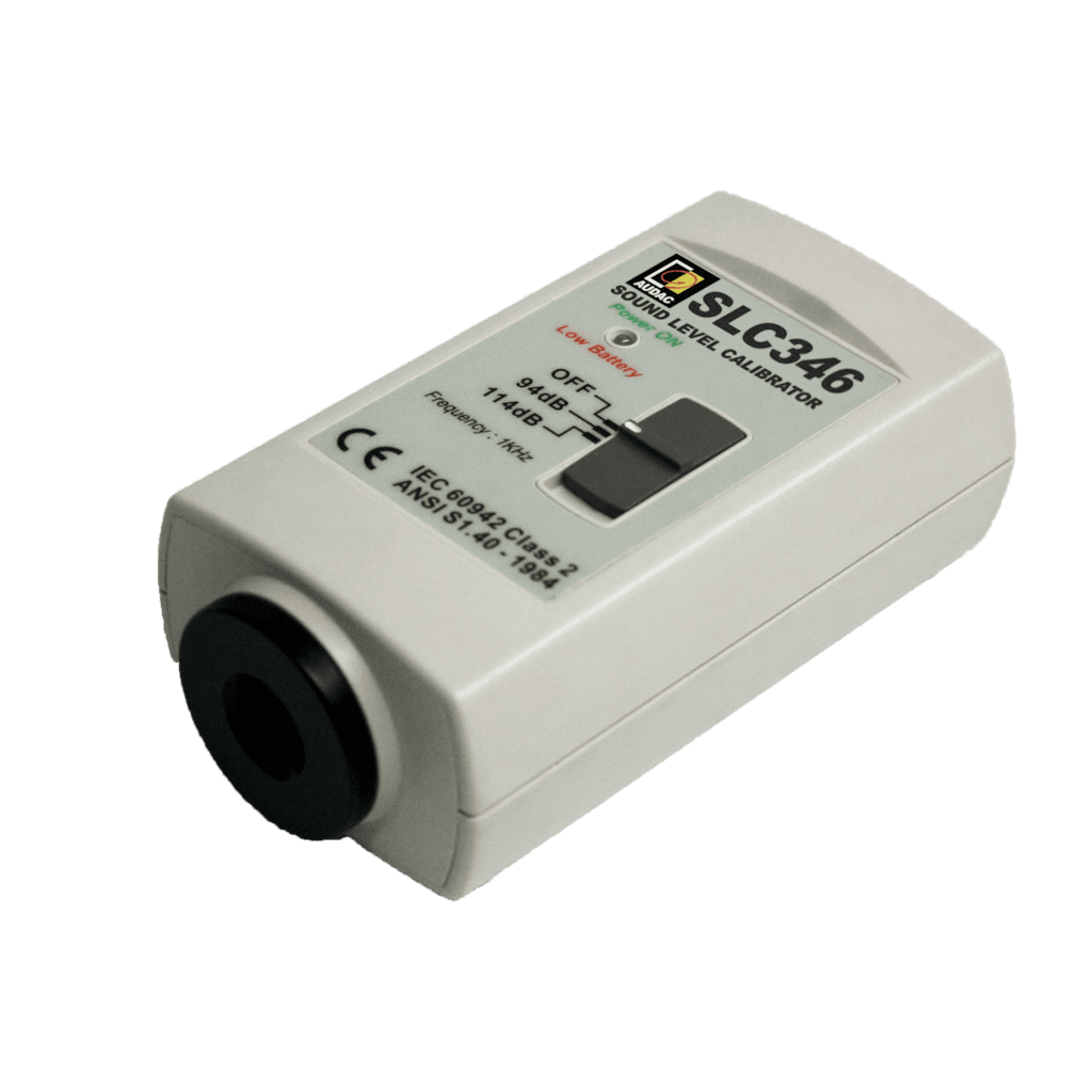 SLC346 - Sound level calibrator